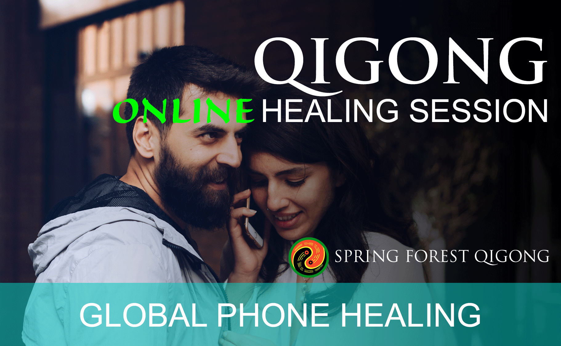 Spring Forest FREE Qigong Global Phone Healing