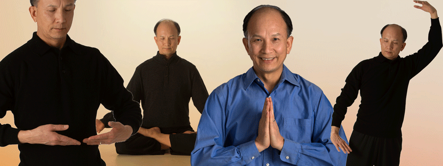 Spring Forest Qigong Level 1 with Chunyi Lin