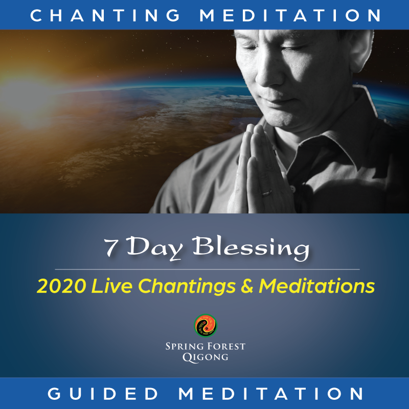 7 Day Blessing Recordings - Blessings for your life