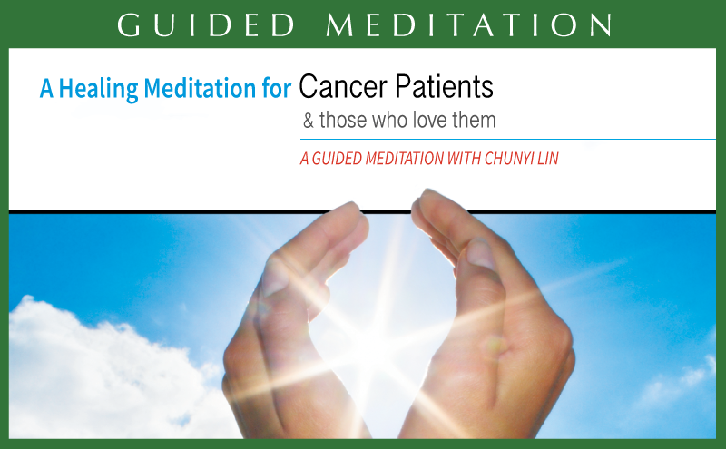 Qigong Meditation for Cancer Healing
