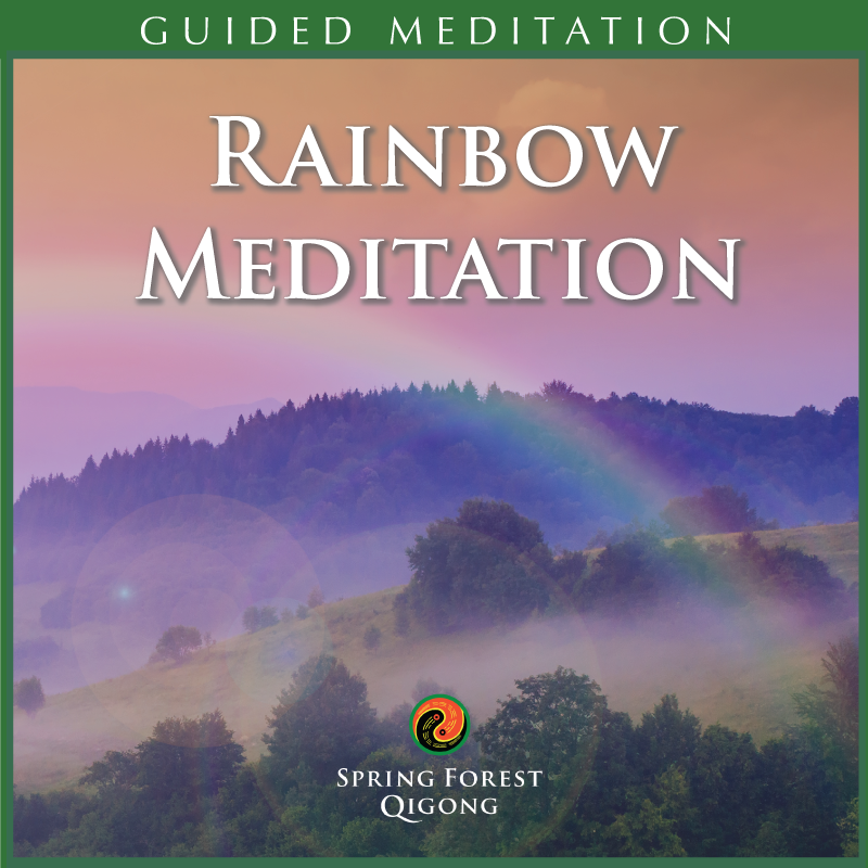 Qigong Meditation Rainbow Spinal Cleansing