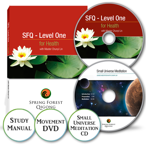 Spring Forest Qigong Level 1 for Health