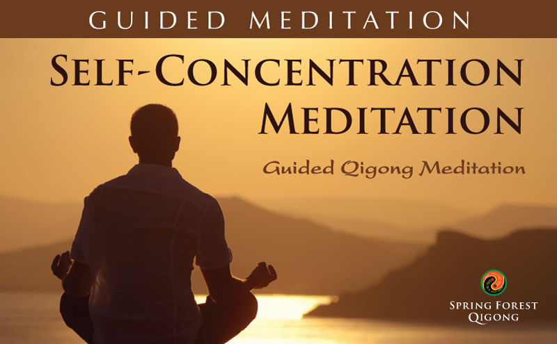 Qigong Meditation Self Concentration