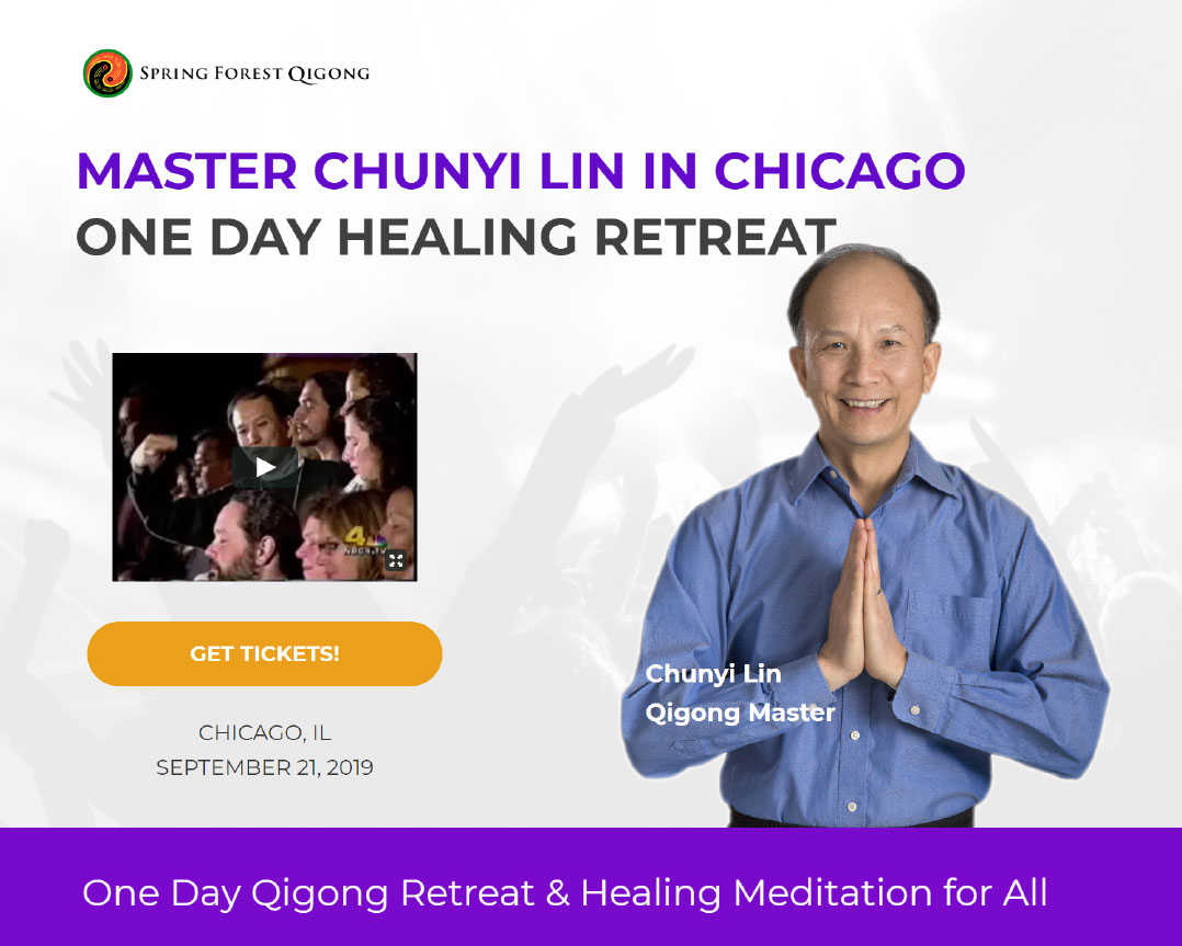 2019 Chicago One Day Retreat - Qigong Breathing