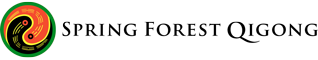 Spring Forest Qigong Horizontal Logo