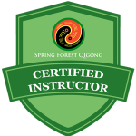 Spring Forest Qigong Certified Qigong Instructor